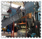 biomass sawdust fired burner | reliable steam boiler
